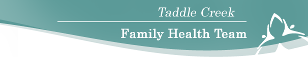 Taddle Creek Connection | Family Practice of Dr  Beverley